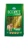 Ecopet Natural Puppy Medium 2,5 kg