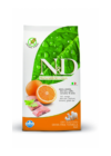 N&D Dog Grain Free Hal és Narancs Medium 2,5 kg