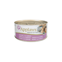 Applaws Cat Makréla Szardíniával 12x70g