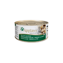 Applaws Cat Tonhal Tengeri Algával Aszpikban, 12x70g
