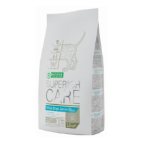 Nature's Protection Superior Care Fehér Szőrű Kutyáknak 1,5 kg