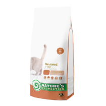 Nature's Protection Neutered 2 kg