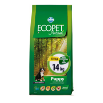 Ecopet Natural Puppy Maxi 12+2 kg