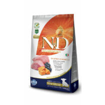 N&D Dog Grain Free Pumpkin Bárány és Áfonya Puppy Mini 7 kg