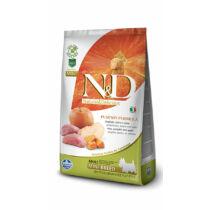 N&D Dog Grain Free Pumpkin Vaddisznó és Alma Adult Mini
