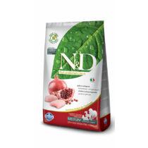 N&D Csirke és Gránátalma 2x12 kg