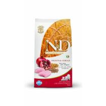 N&D Low Grain Csirke és Gránátalma Puppy Medium12 kg