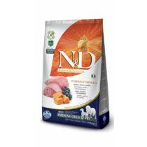 N&D Dog Grain Free Pumpkin Bárány és Áfonya Adult Medium/Maxi