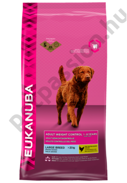 Eukanuba Adult Weight Control Large Breed