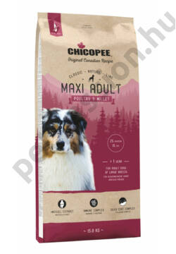 Chicopee Classic Line – Maxi Adult Poultry & Millet