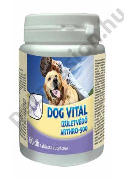 Dog Vital Arthro-500 Izületvédő tabletta