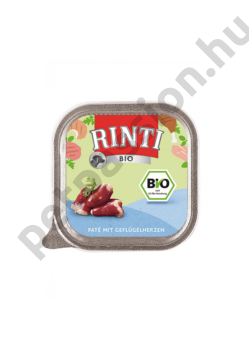 Rinti Bio Alutálkás Szárnyas Szív 150 g
