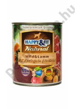 Happy&Fit vad és bárányhússal, burgonyával