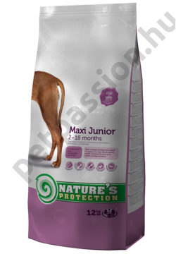 Nature's Protection Maxi Junior 12 kg