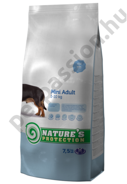 Nature's Protection Mini Adult 7,5 kg