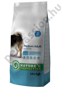 Nature's Protection Medium Adult 12 kg