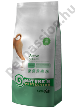 Nature's Protection Active 12 kg