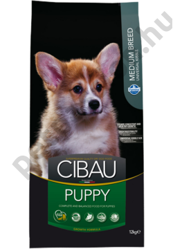 Cibau Puppy Medium 12 kg