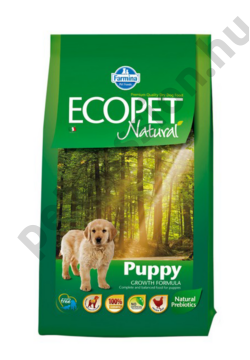 Ecopet Natural Puppy Medium 2,5 kg