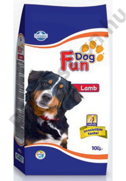 Fun Dog Adult Lamb 10 kg