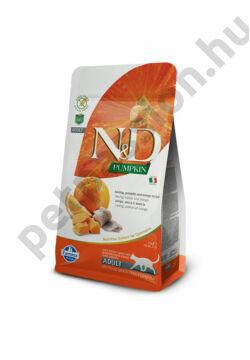 N&D Cat Pumpkin Herring