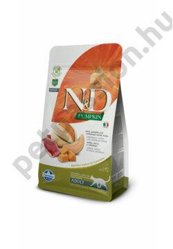 N&D Cat Pumpkin Duck300g