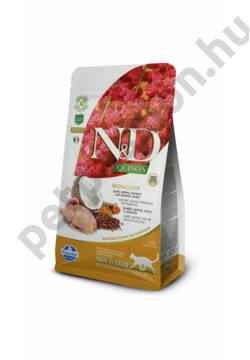 N&D Cat Quinoa Skin&coat Quail 300g