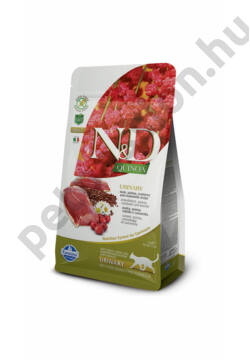 N and D Cat Quinoa Urinary Duck 300g