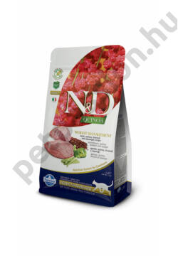N and D Cat Quinoa Weight Management Lamb