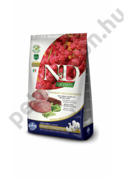 N and D Dog Quinoa Weight Management