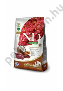 N and D Dog Quinoa Skin&coat Venison