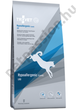 TROVET HYPOALLERGENIC LAMB (LRD) 12,5 kg