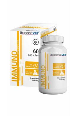 BiogenicVet Immuno kapszula 60db