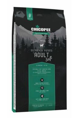 Chicopee HNL Grain Free Soft Adult Struccc és Burgonya 12kg