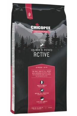 Chicopee CNL Grain Free Active Lazac és Burgonya