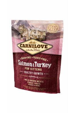 CARNILOVE Cat Kitten Salmon and Turkey