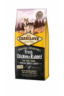 CARNILOVE Fresh Adult Csirke és Nyúl