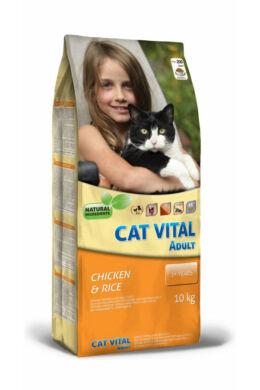 Cat Vital Csirke 10kg