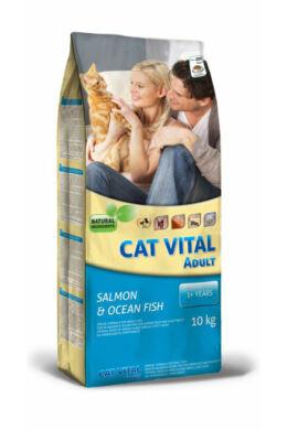 Cat Vital Lazac és tengeri hal10kg