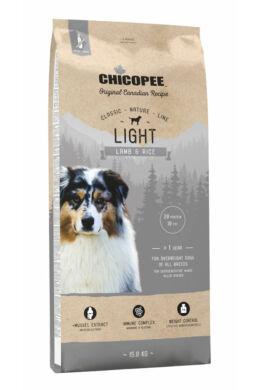 Chicopee Classic Line – Light Lamb & Rice