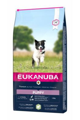 Eukanuba Puppy Small,Medium Bárány és Rizs