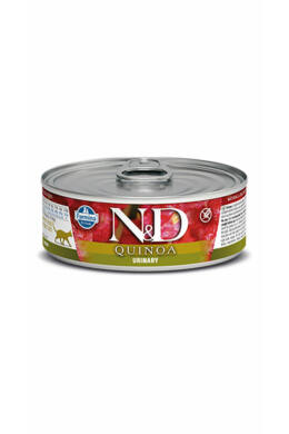 N and D Cat quinoa qrinary 80g
