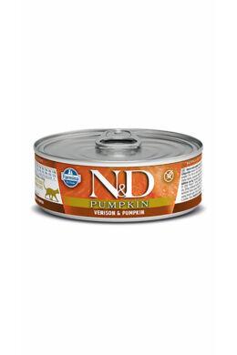 N and D Cat vad sütőtökkel 80g