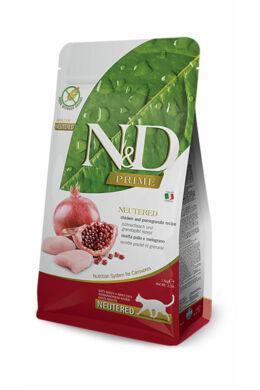 N and D Cat Csirke és Gránátalma Neutered 300 g