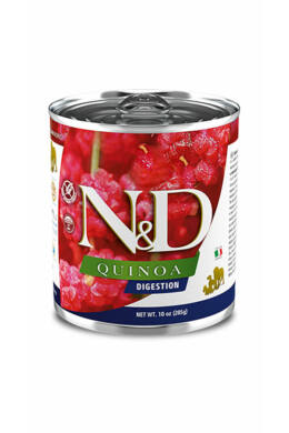 N&D Dog quinoa Digestion 285g