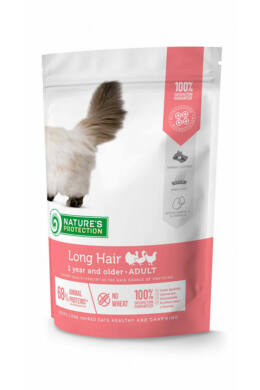 Nature's Protection Cat Long Hair 400g