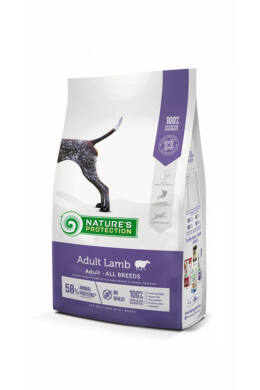 Nature's Protection Adult Lamb 12 kg