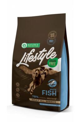 Nature's Protection Lifestyle Adult Fehér Hal 1,5kg