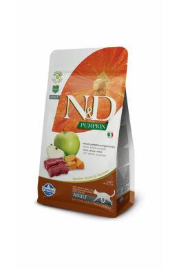 N and D Cat Pumpkin Venison 300g