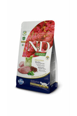 N and D Cat Quinoa Digestion Lamb 300g